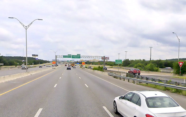 I-10 HOV, Managed Lanes (TxDOT)
